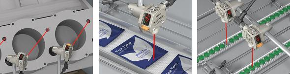 Banner Engineering Q4X laser sensor