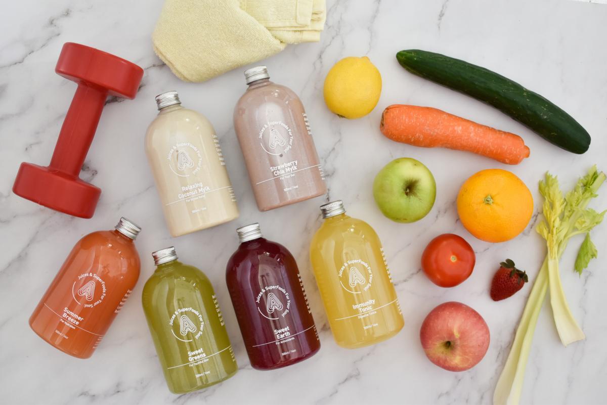 Antidote - Body Balance Juice Cleanse