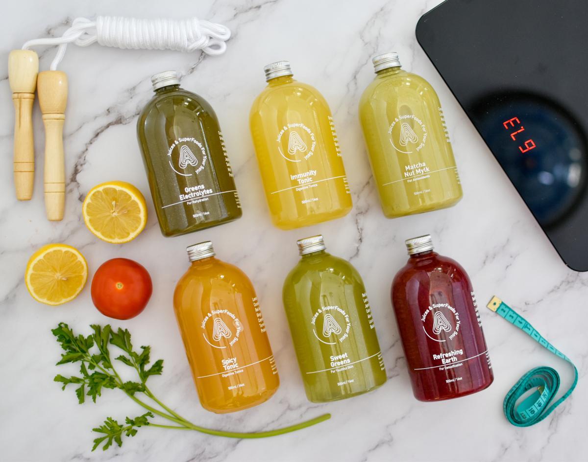 Antidote - Skinny Juice Cleanse