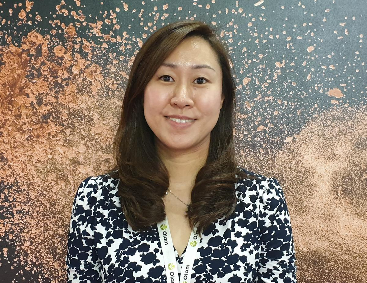 Charissa Leong, Olam Cocoa's head of Sales for Asia