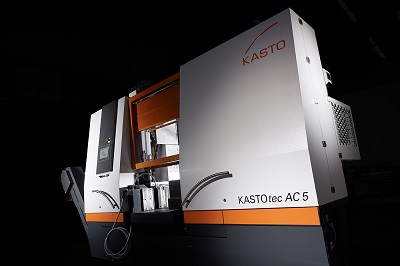 To improve on the tried-and-tested was KASTO's motto when re-engineering the tec automatic bandsaws.