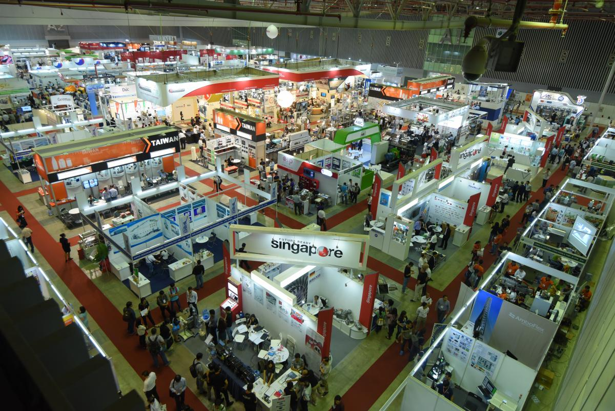In 2017, ProPak Vietnam welcomes 7972 trade visitors from 29 countries and regions