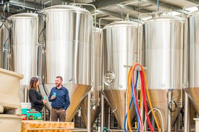 KAIJU! Beer (Photo courtesy: Siemens)